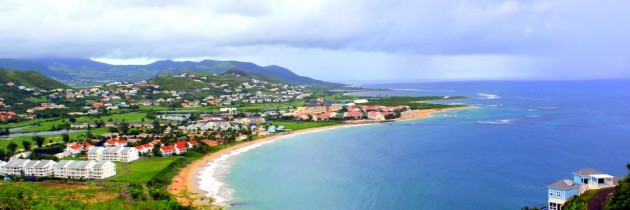 No Sun, No Problem in St. Kitts!