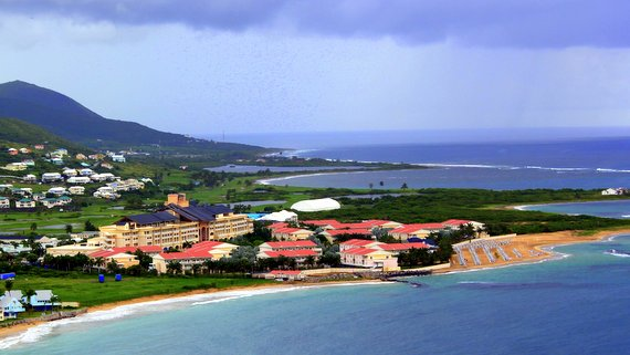 St Kitts Marriott Resort & Royal Beach Casino