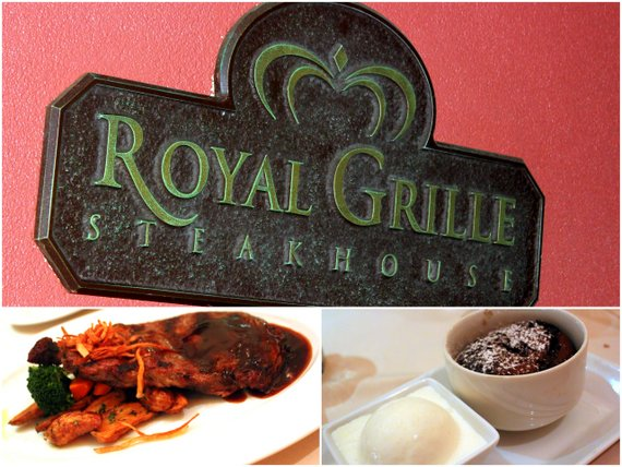 Royal Grille Steakhouse - St Kitts Marriott Resort & Royal Beach Casino