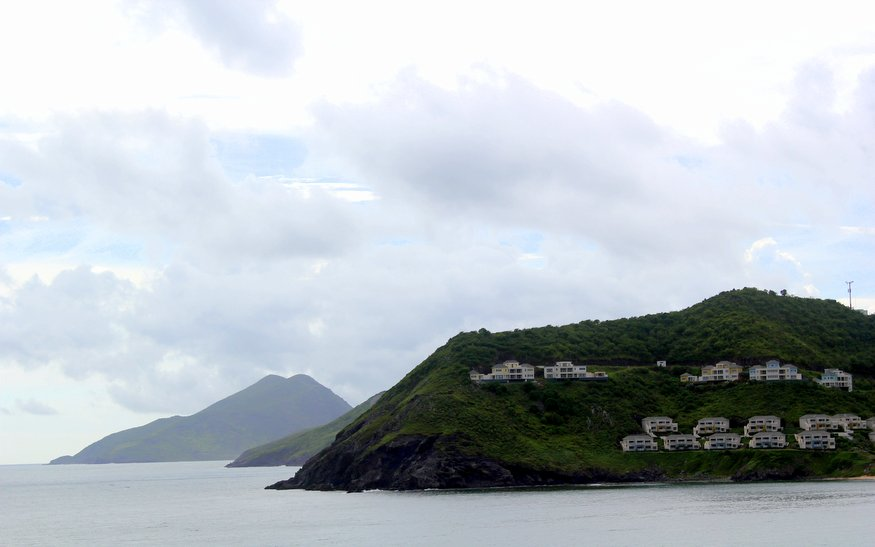 St. Kitts - Timothy Hill