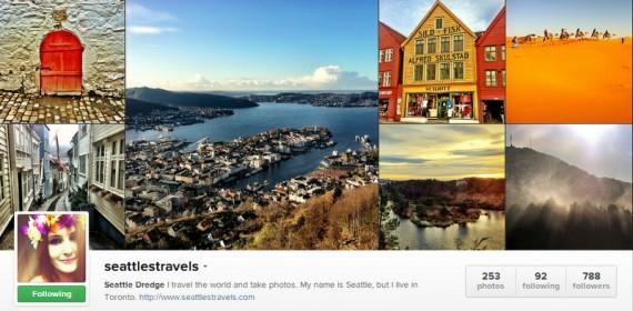 Seattles Travels