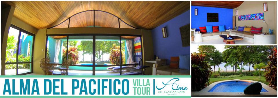 Alma Del Pacifico Ocean View Villa Tour