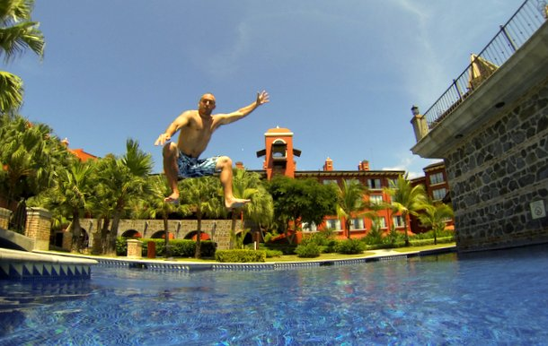 Los Suenos Marriott Pool
