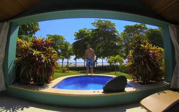 Alma Del Pacifico Deluxe Ocean View Villa