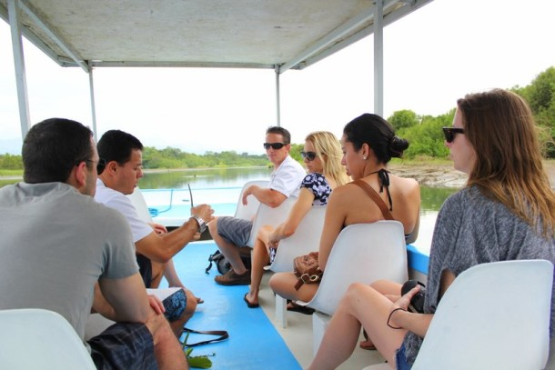 Damas Island Estuary Boat Tour