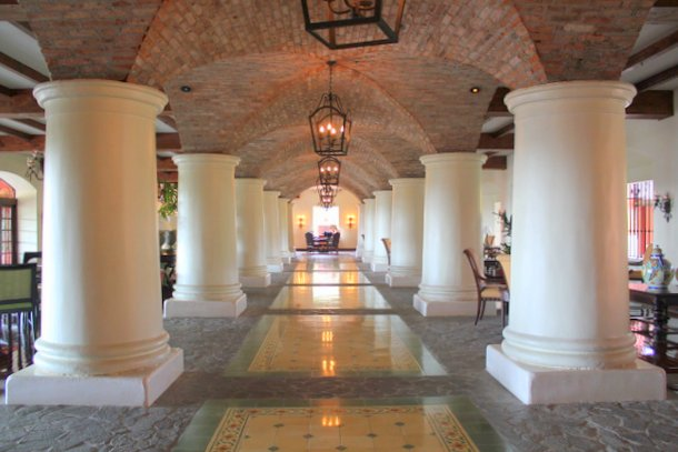 Los Suenos Marriott Lobby