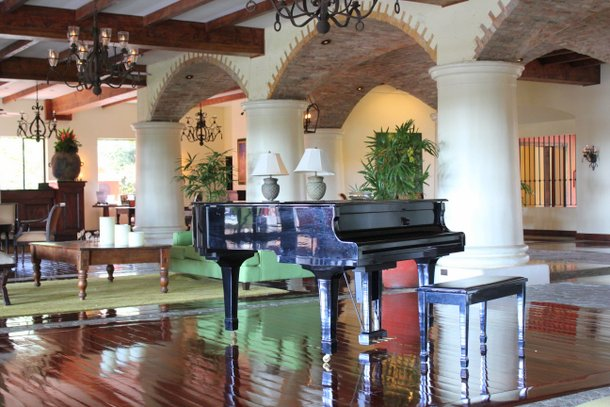 Los Suenos Marriott Lobby