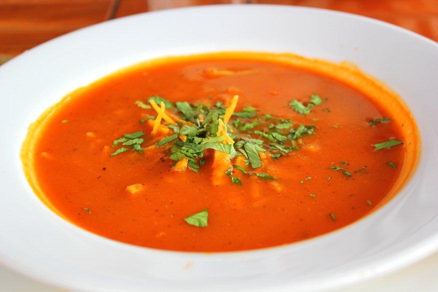 Tortilla Soup - Los Suenos Marriott