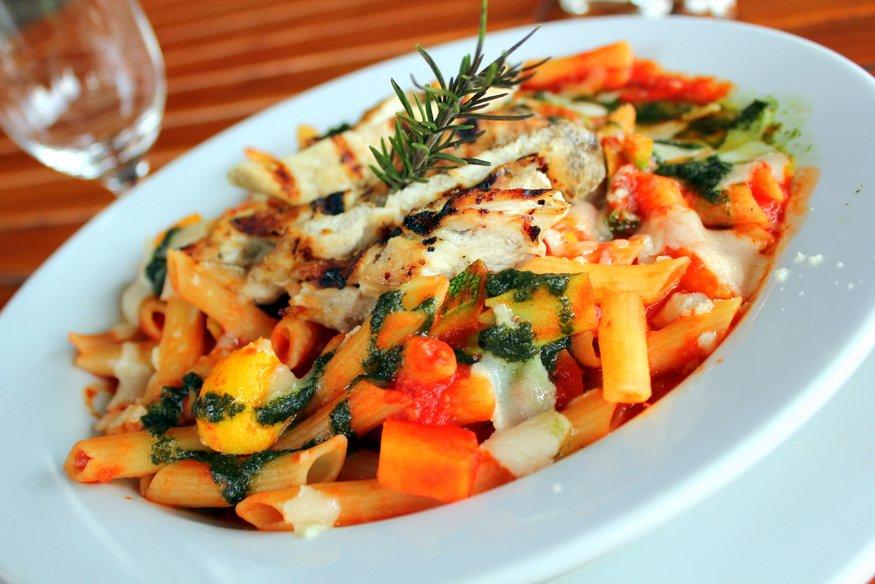 Pasta Dish - Los Suenos Marriott