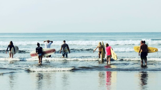 Surf Lessons in Costa Rica