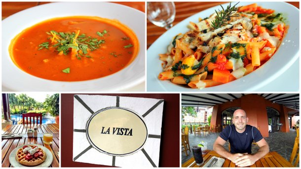 Los Suenos Marriott - La Vista Restaurant