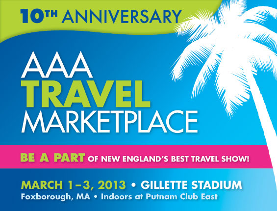 AAA Travel Show New England 2013