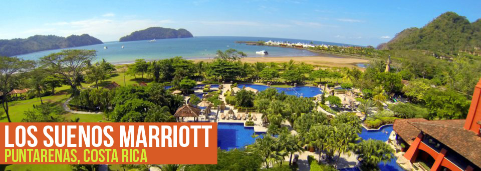 Fun in the Sun at Los Suenos Marriott