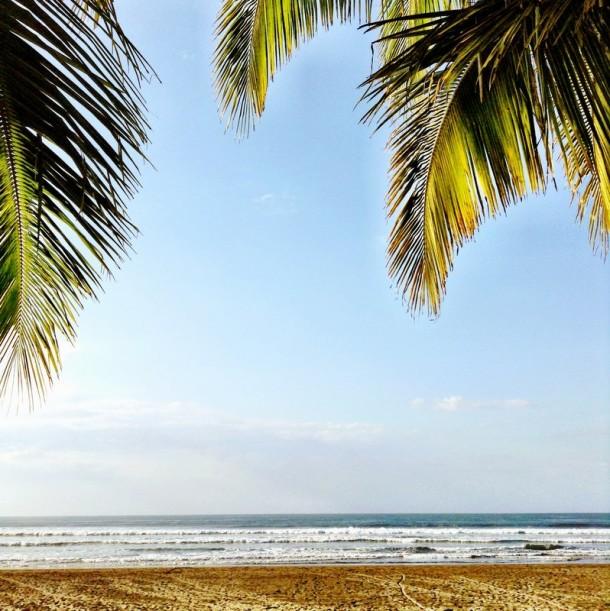 Playa Esterillos Este, Costa Rica