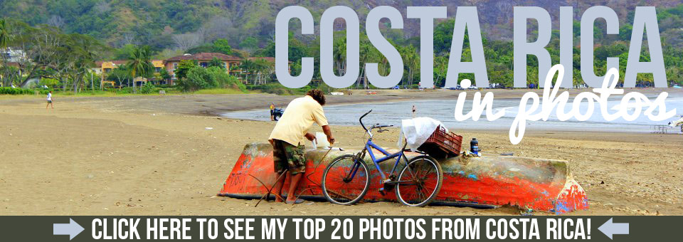 Top 20 Photos from Costa Rica