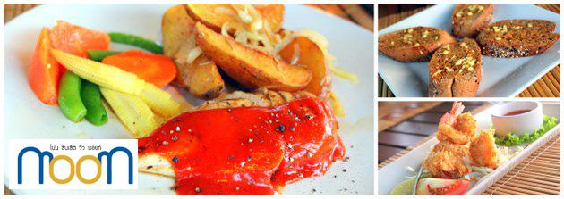 Sunset Dining at Noon Koh Lanta