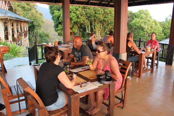 Noon Sunset View Point Restaurant - Koh Lanta, Thailand