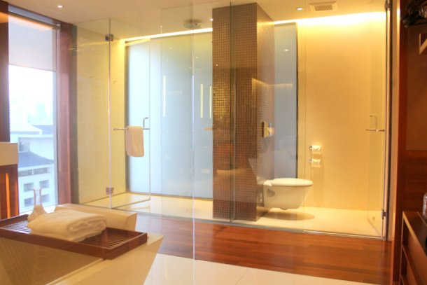 Hansar Bangkok Hotel - Vertigo Suite