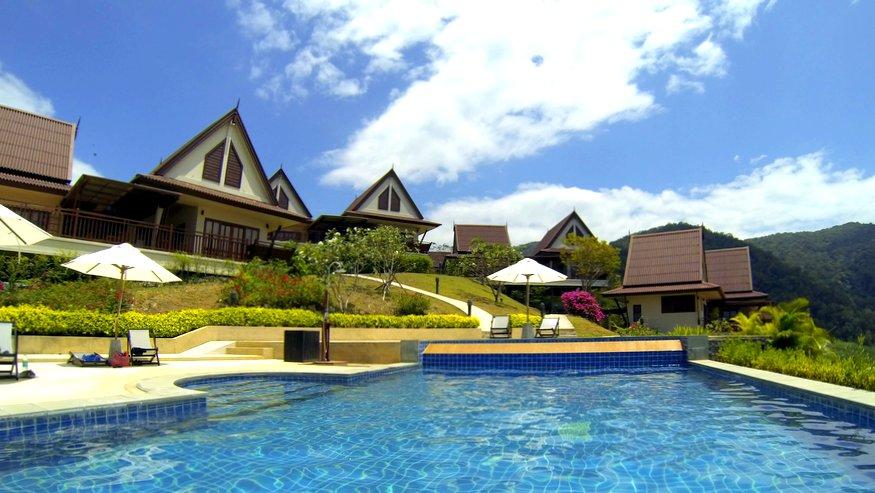 Baan Kantiang See Villas - Koh Lanta, Thailand