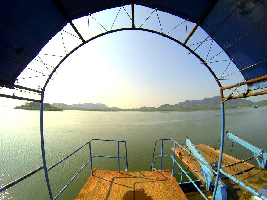 Car Ferry from Krabi to Koh Lanta