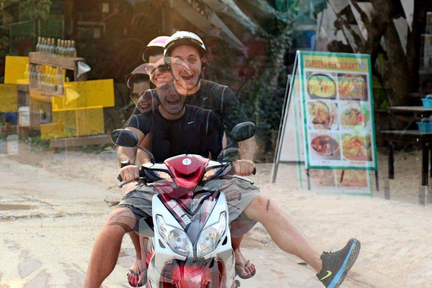 Motorbike Rentals in Koh Lanta