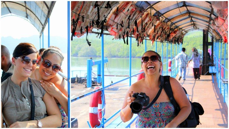 Ferry to Koh Lanta