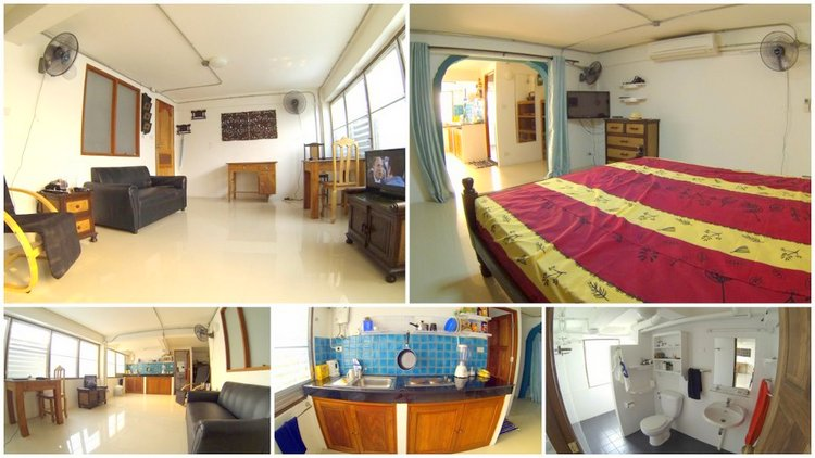 Chiang Mai Apartment