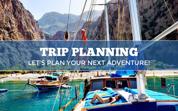 Trip Planning Services