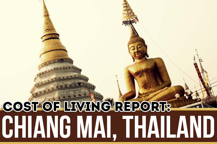 Report: The Cost of Living in Chiang Mai, Thailand