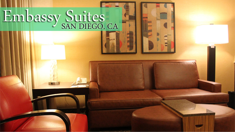 Embassy Suites San Diego Review