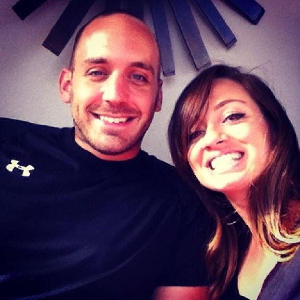 Ryan Gargiulo and Kristen Sarah
