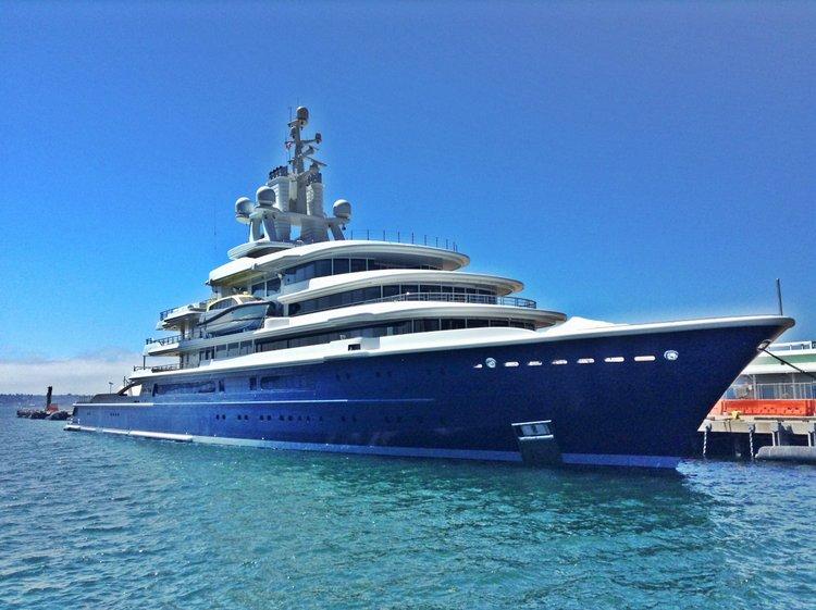 Luna Yacht - San Diego