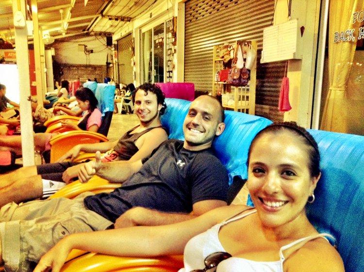 Chiang Mai Massages