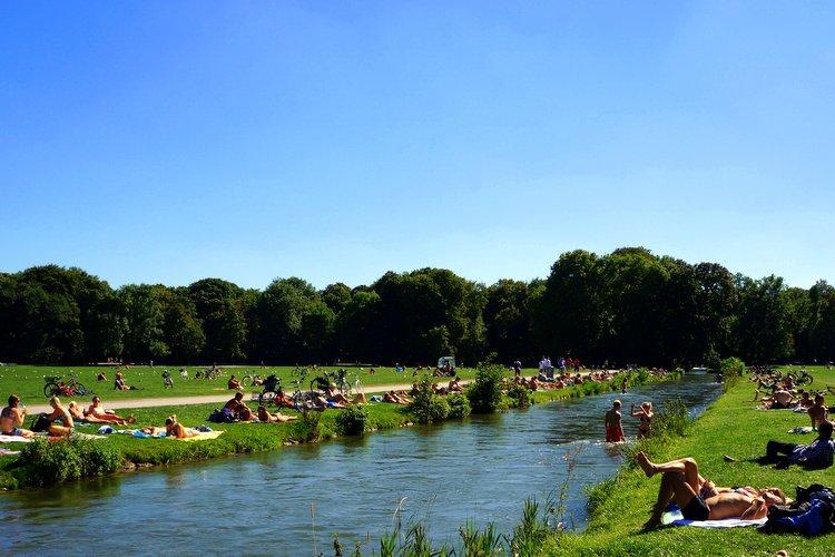 Englischer Garten - Munich, Germany