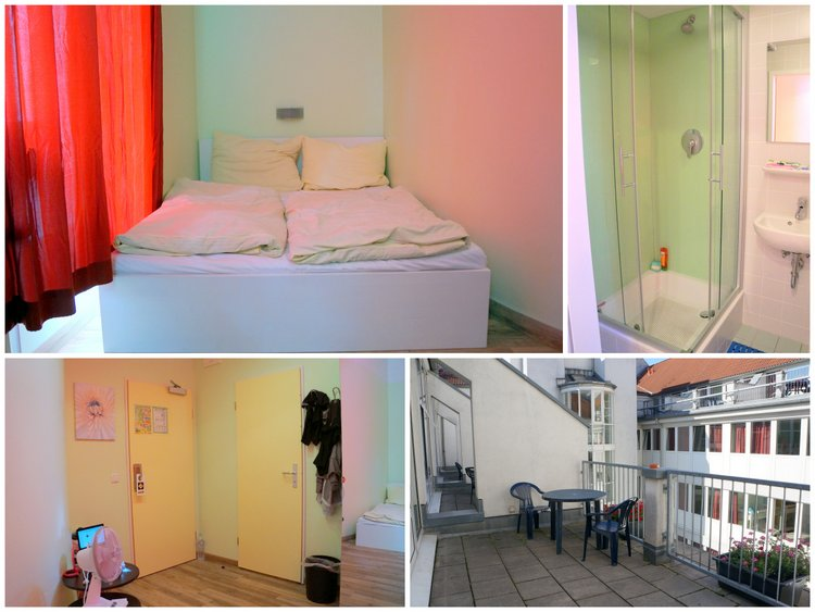 Wombats Hostel Munich Review