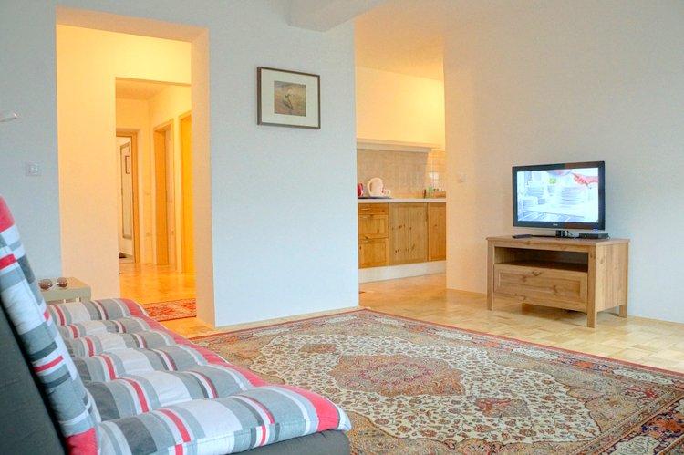 Apartments Vila Marjetica - Living Room