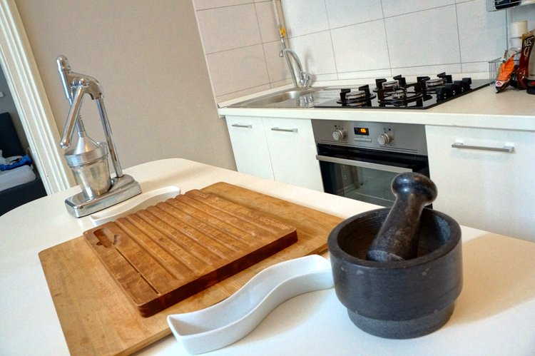 Fresh Sheets Apartment Zagreb - Kitchen