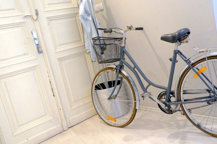 Fresh Sheets Apartment Zagreb - Bicycle