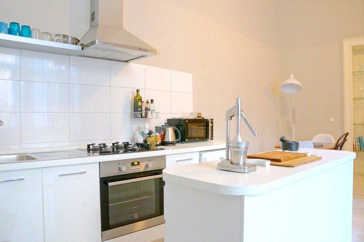 Fresh Sheets Apartment Zagreb - Living Room