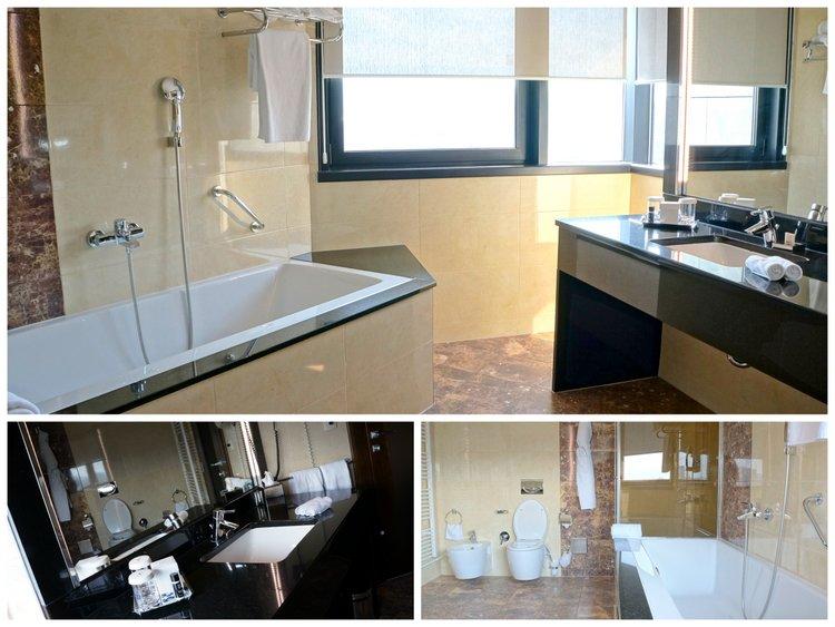 Hotel Bristol Sarajevo - Bathroom