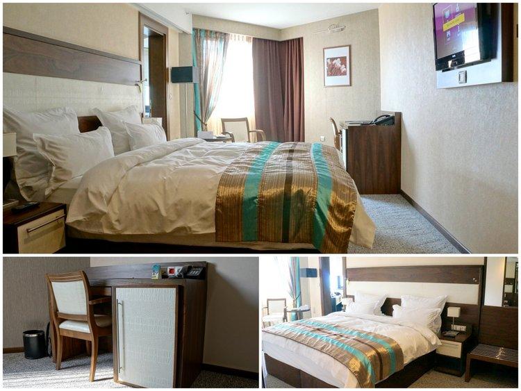 Hotel Bristol Sarajevo Bedroom