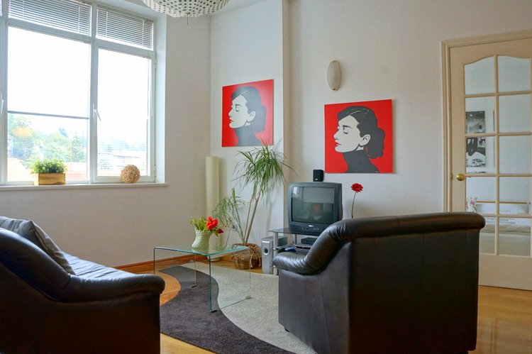 In Zagreb Gallery Apartment