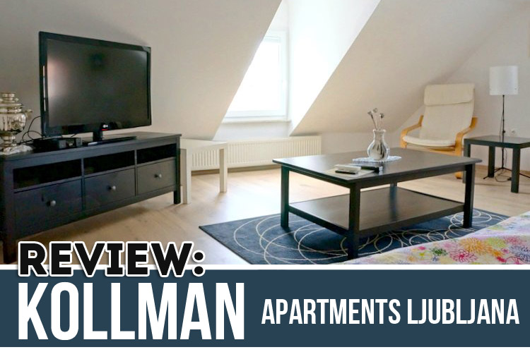 Kollman Apartments Ljubljana Review