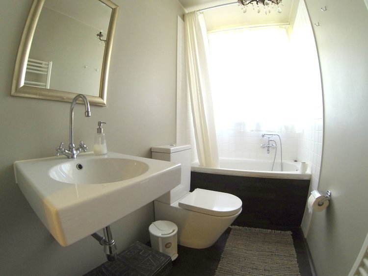Zagreb Point Apartments - Bathroom