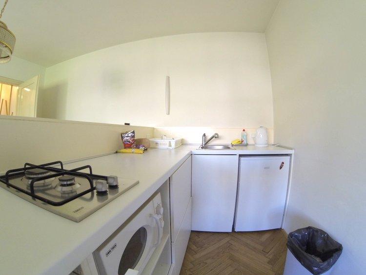 Zagreb Point Apartments - Kitchen