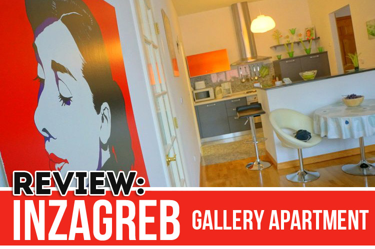 inZagreb Gallery Apartment Review