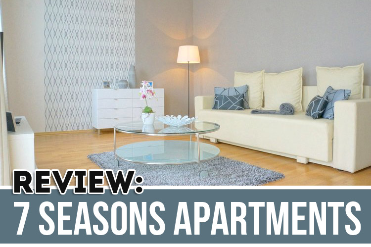 7 Seasons Apartments Budapest Review