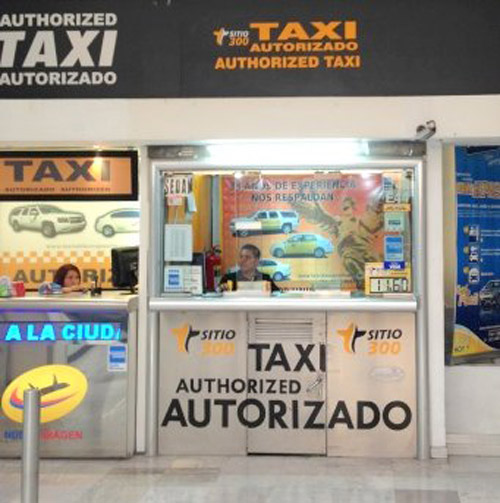 Mexico city airport taxi guide how to avoid being scammed step 3 sciox Gallery