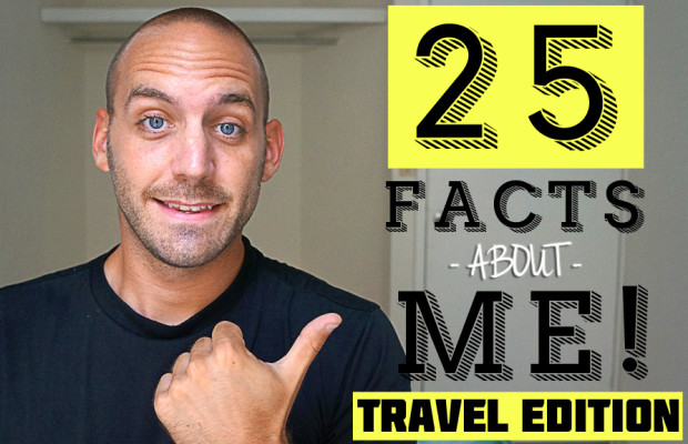 25 Travel Facts About Ryan Gargiulo
