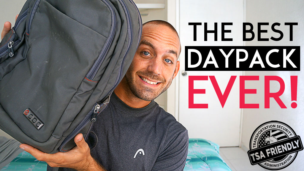 ECBC Javelin: The Best Daypack for Travelers
